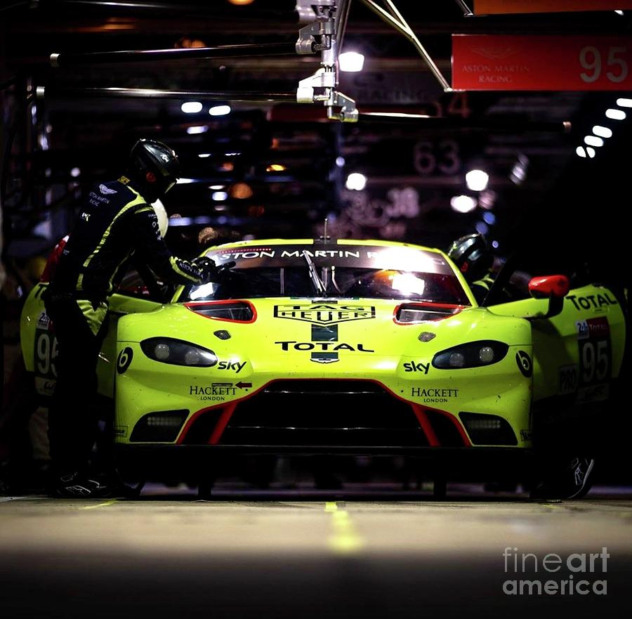 Aston Martin Racing  by EliteBrands Co