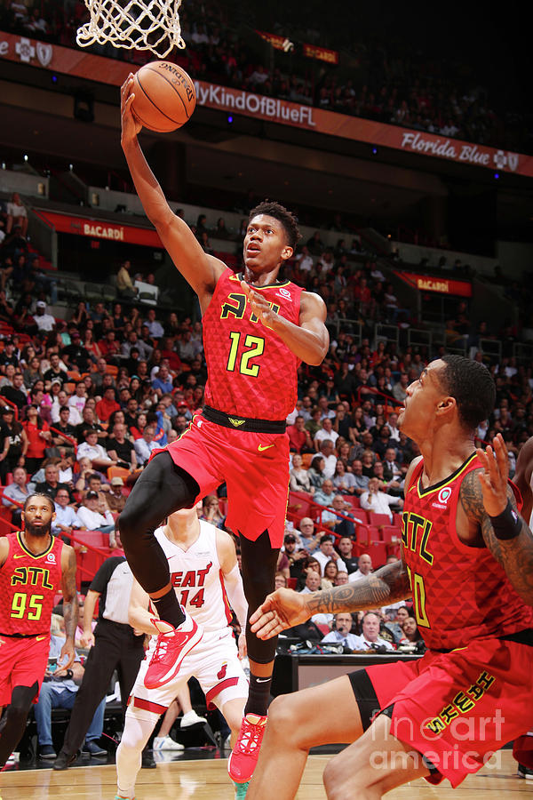 Atlanta Hawks V Miami Heat Photograph by Issac Baldizon