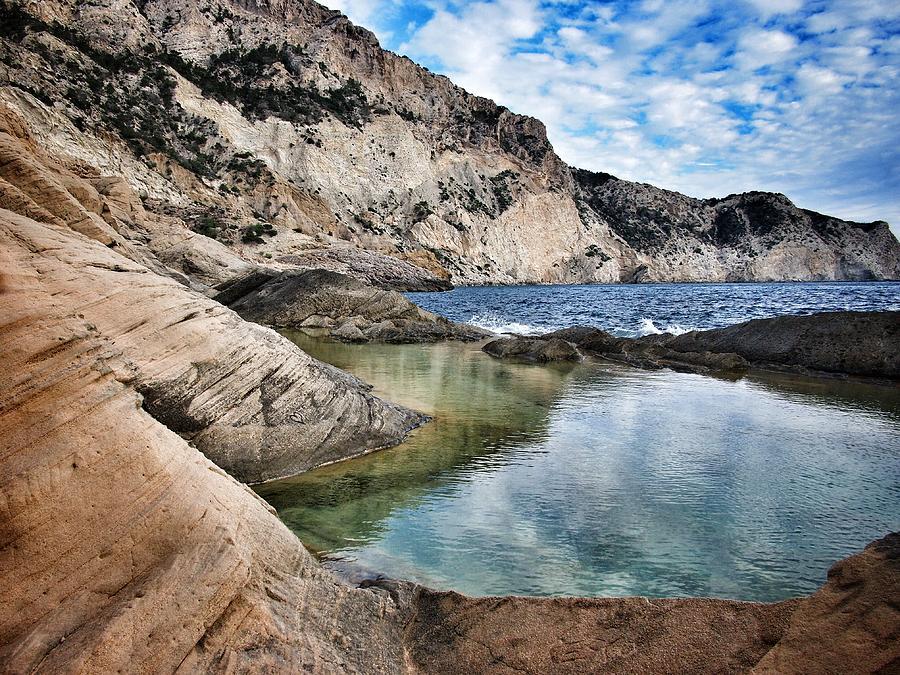 Atlantis Pool by Can Gato Ibiza - Photography