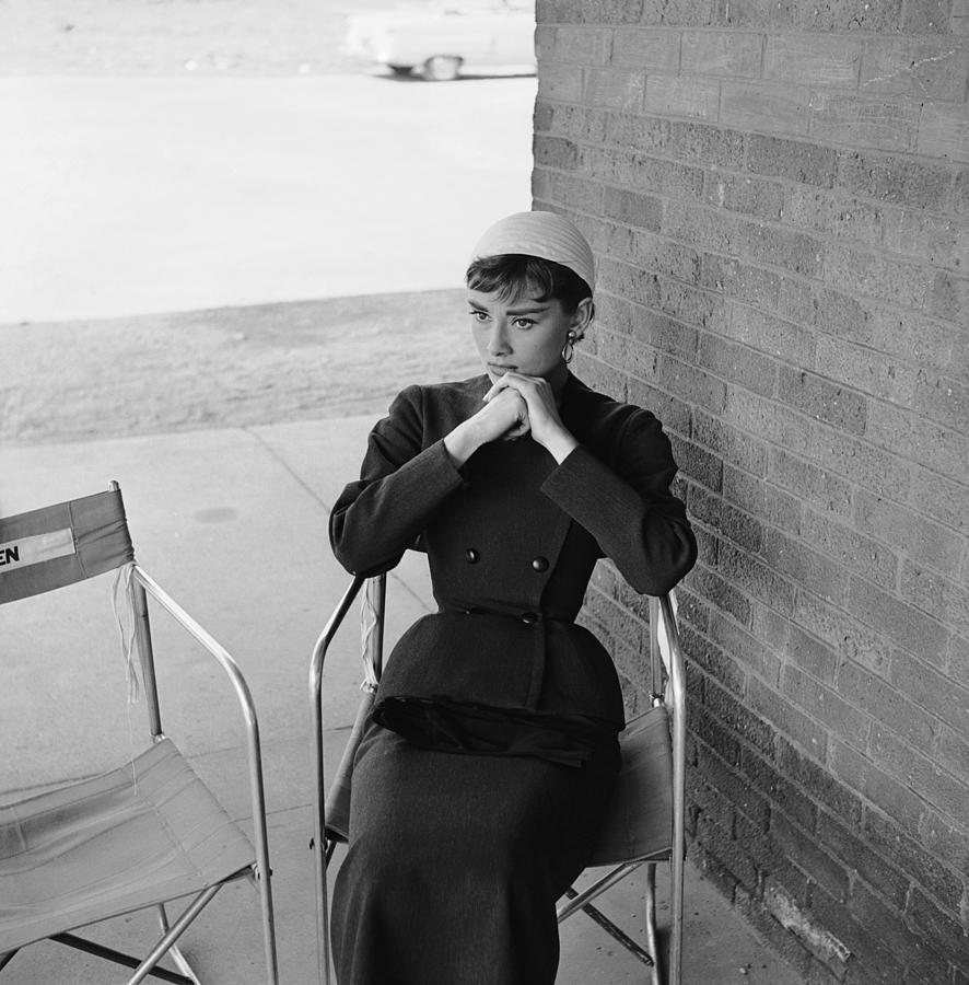 Audrey Hepburn Photograph by Hulton Archive