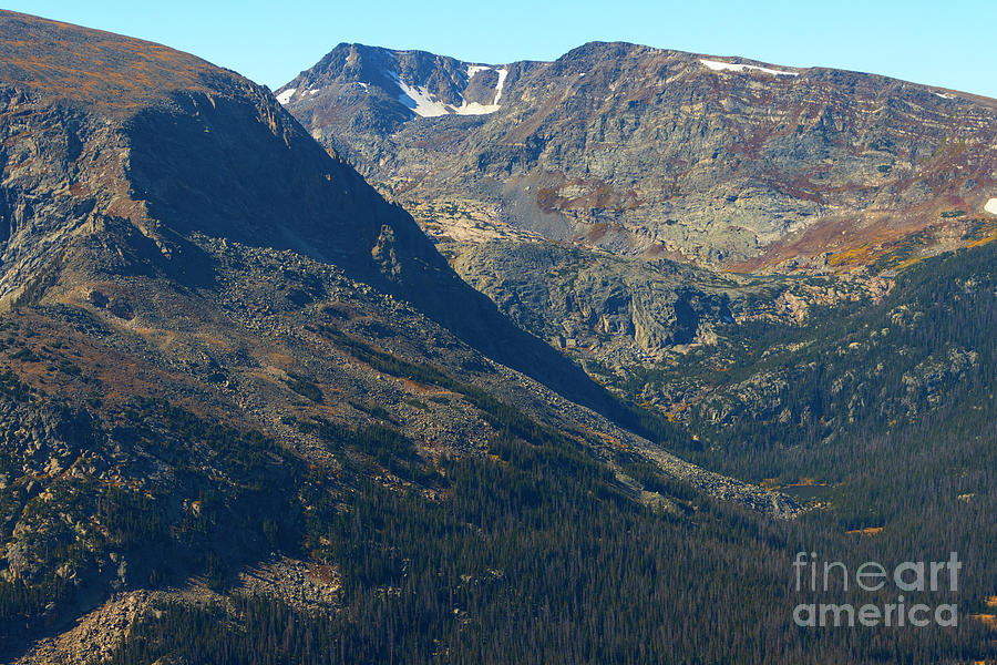 Autumn on Trail Ridge Road by Steve Krull