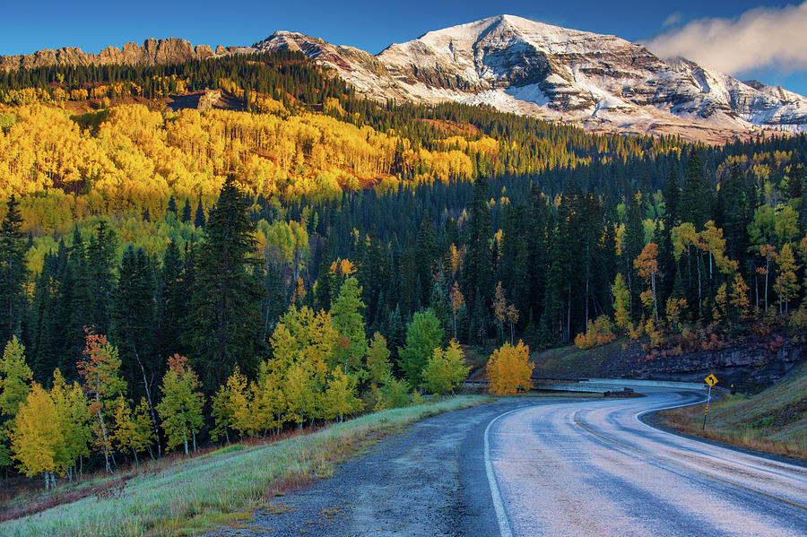 Autumn Travels by John De Bord