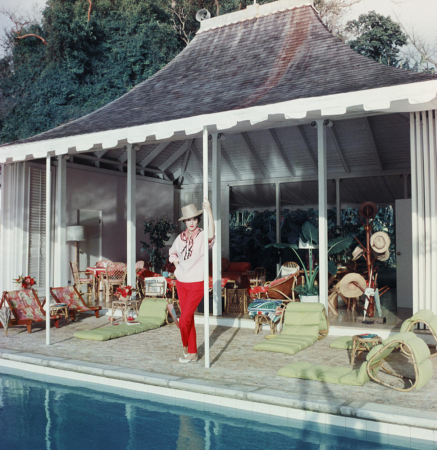 Babe Paley 1 Photograph by Slim Aarons