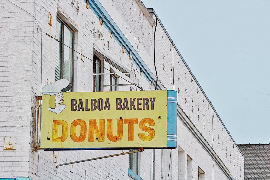 Balboa Bakery Donuts by Carol Leigh