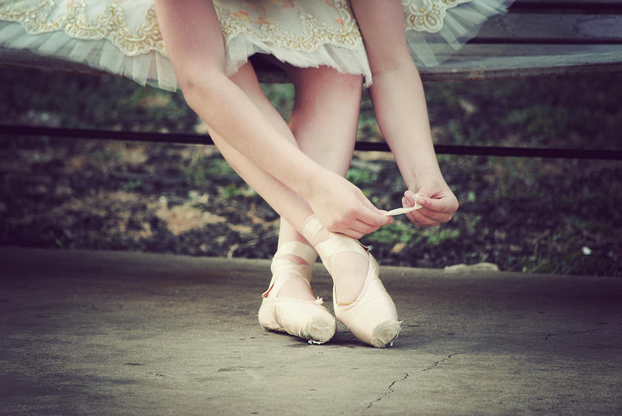 Ballerina Photograph by Loudmouth Photography
