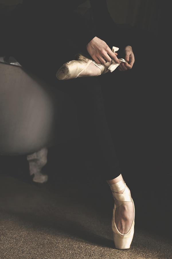 Ballet Photograph - Ballet by Bettina Tautzenberger