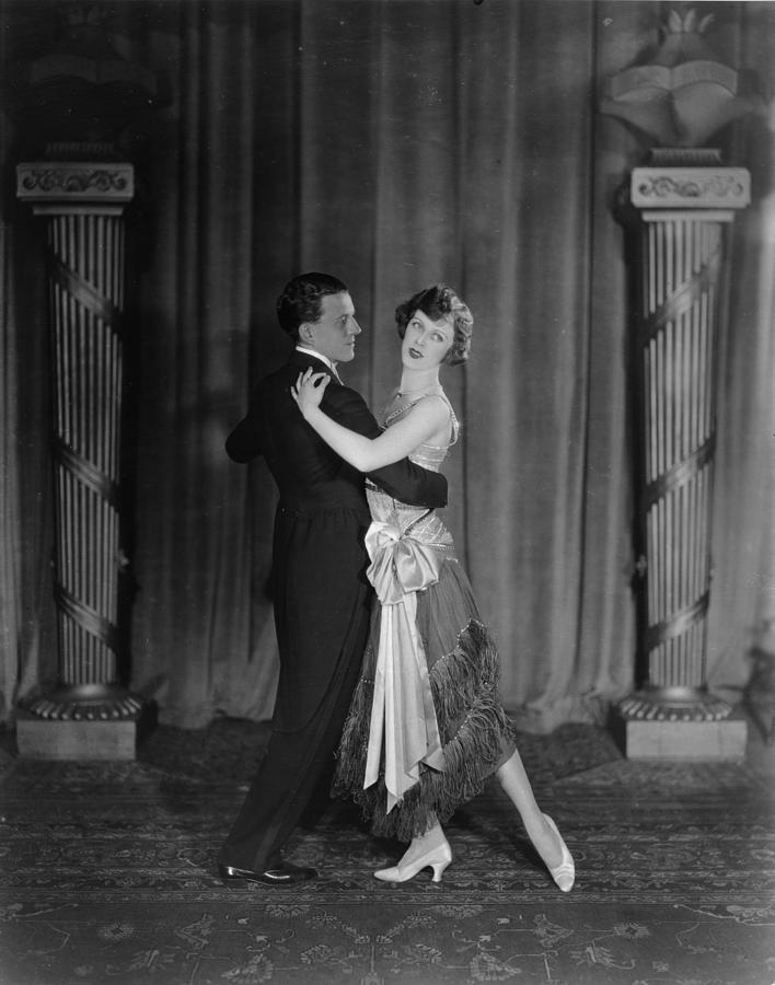 Ballroom Dance Photograph by Sasha