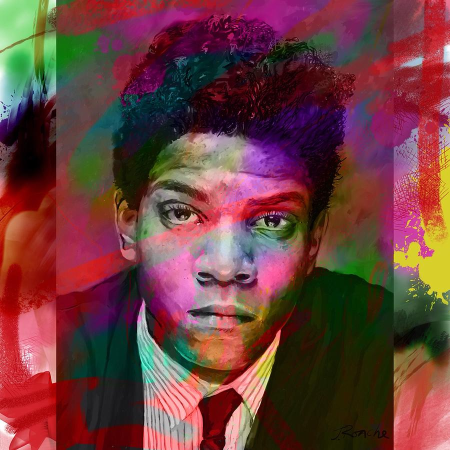 Basquiat by Joe Roache