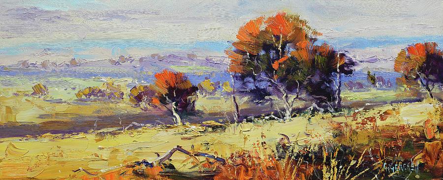 Bathurst Landscape Painting