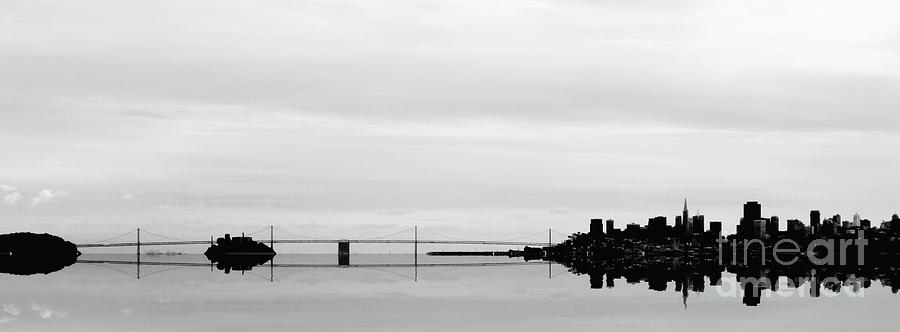 San Francisco Photograph - Bay Bridge San Francisco by Lynn Bolt