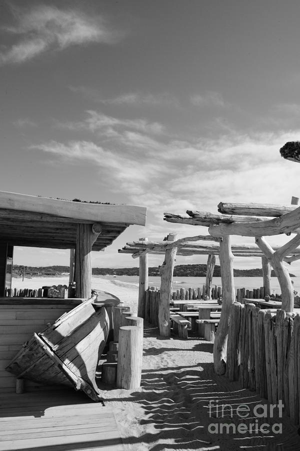 Beach Bar Club 55 by Tom Vandenhende