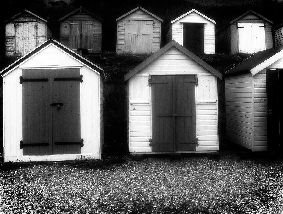 Beach Houses by Doc Braham