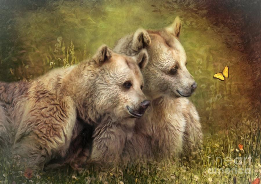 Bear Hugs by Trudi Simmonds
