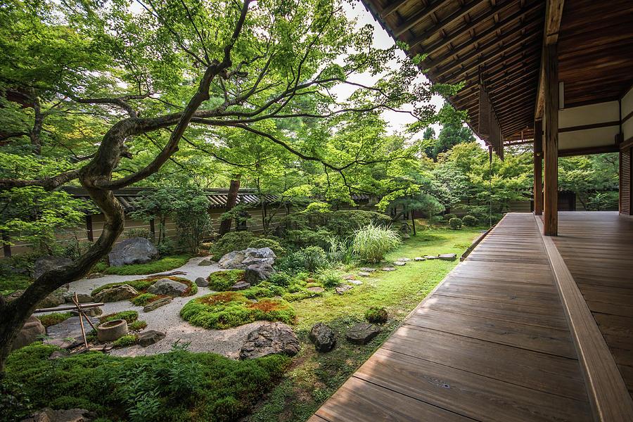 Incroyable Beautiful Japanese Stone Garden