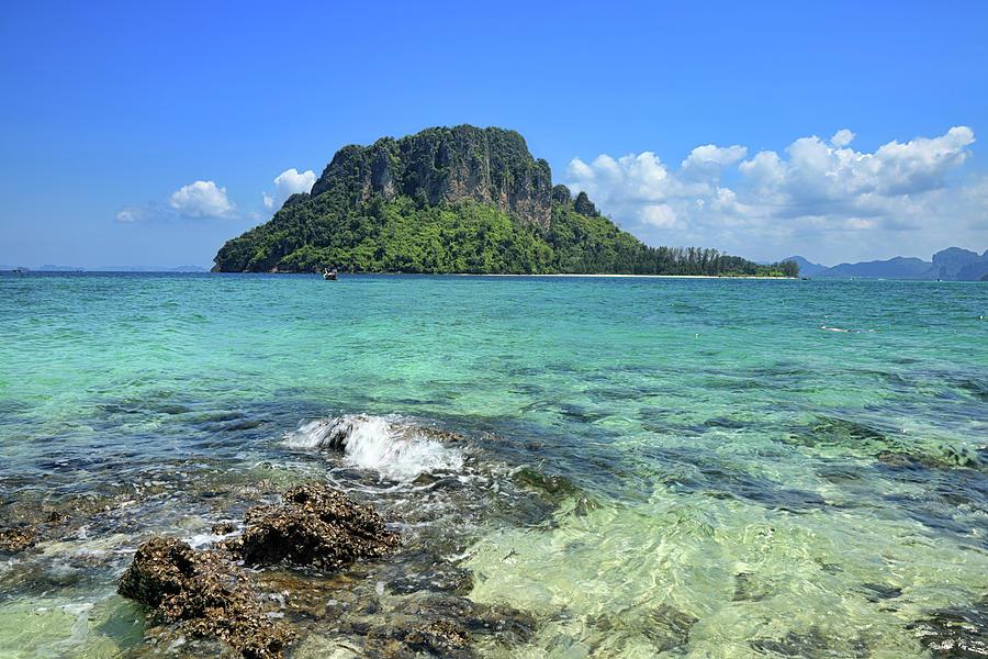 Beautiful Krabi Islands Photograph by Vuk8691
