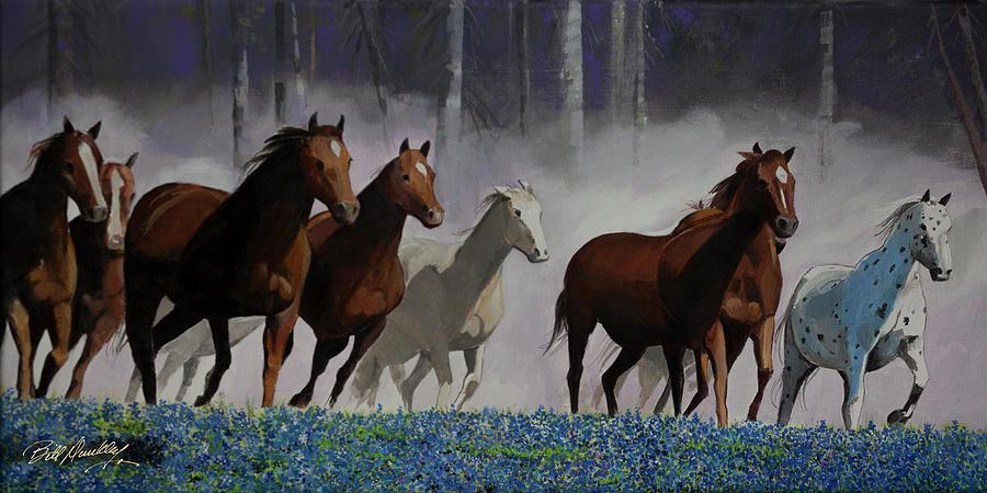Beauty in Motion by Bill Dunkley