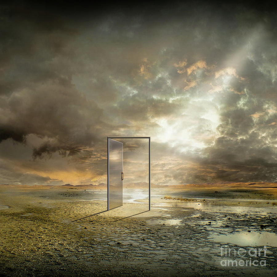 Behind the reality by Franziskus Pfleghart