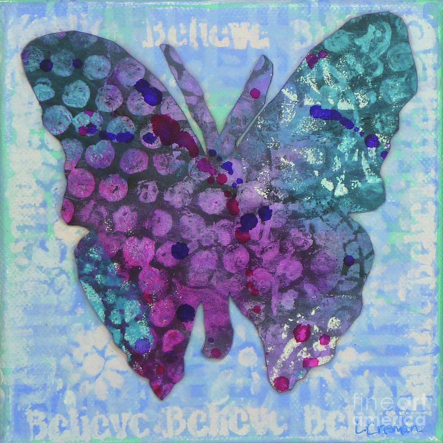 Believe Butterfly by Lisa Crisman
