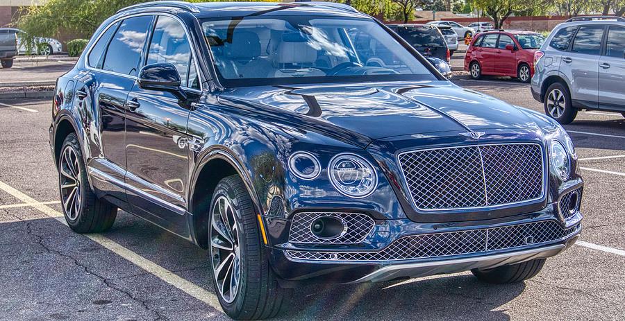 Bentley Bentayga by Anthony Giammarino