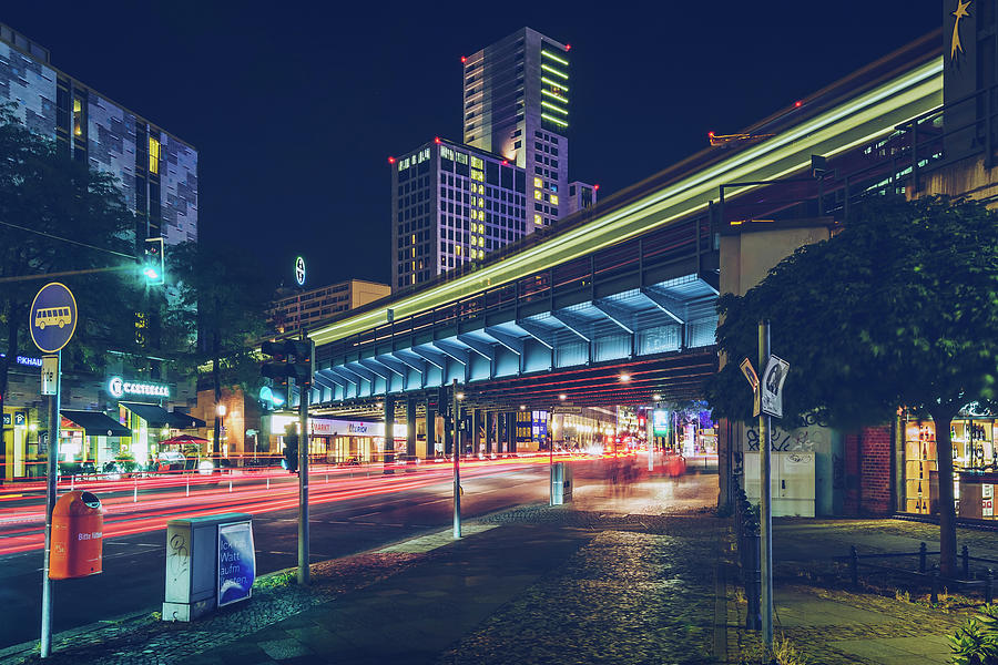 Berlin - City West - Kantstrasse by Alexander Voss