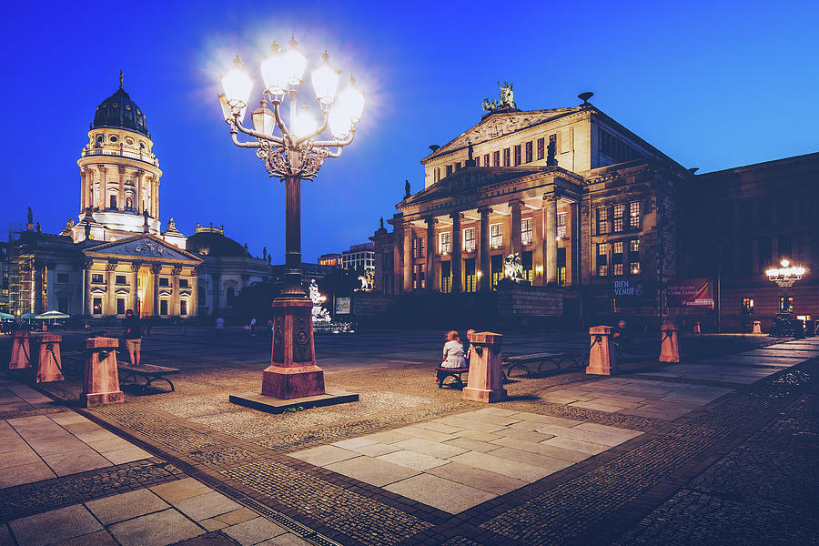Berlin - Gendarmenmarkt Square by Alexander Voss