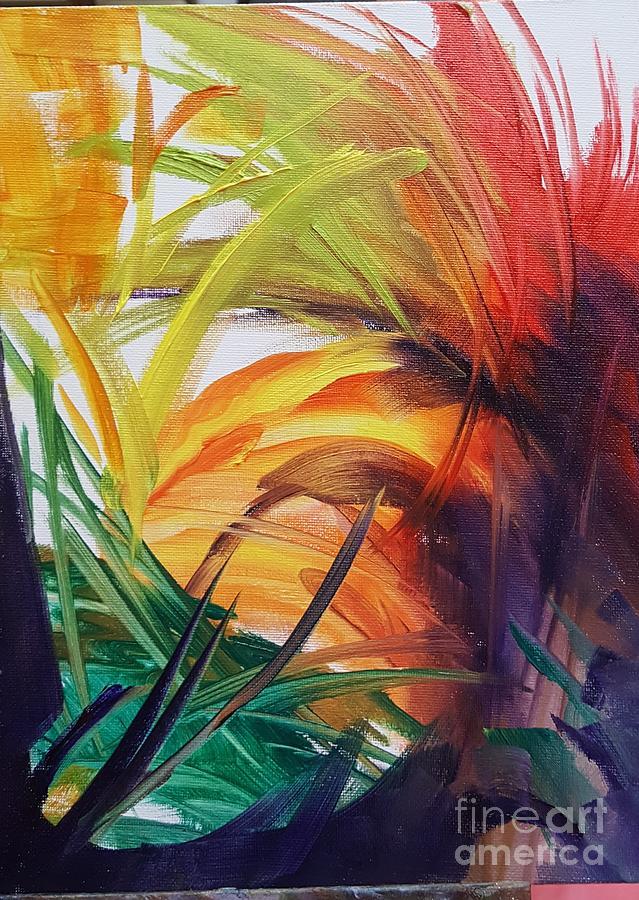 Bird of Paradise by Barbara Haviland