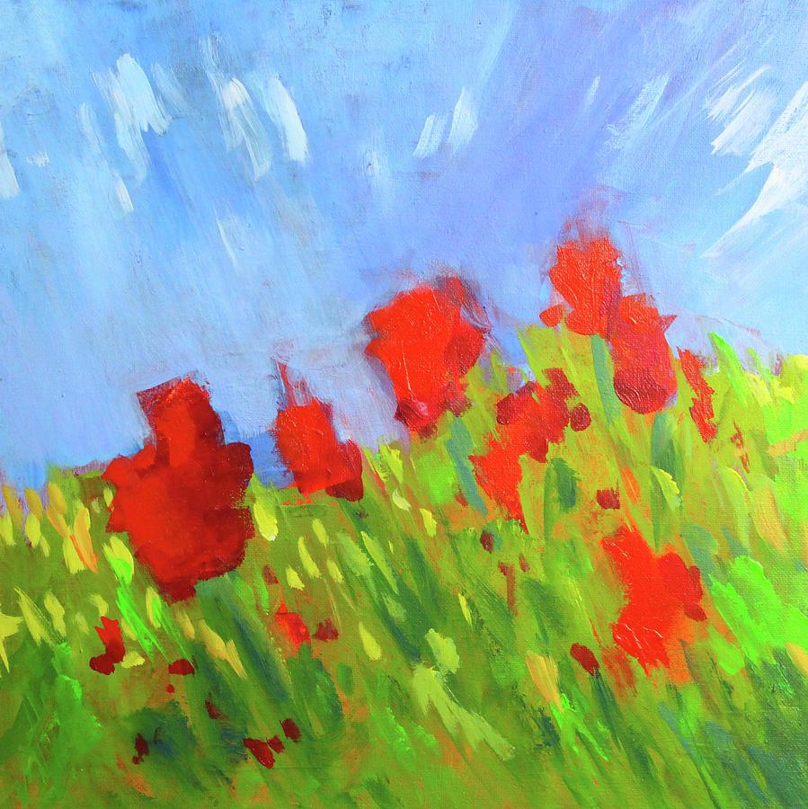 Blooms by Nancy Merkle