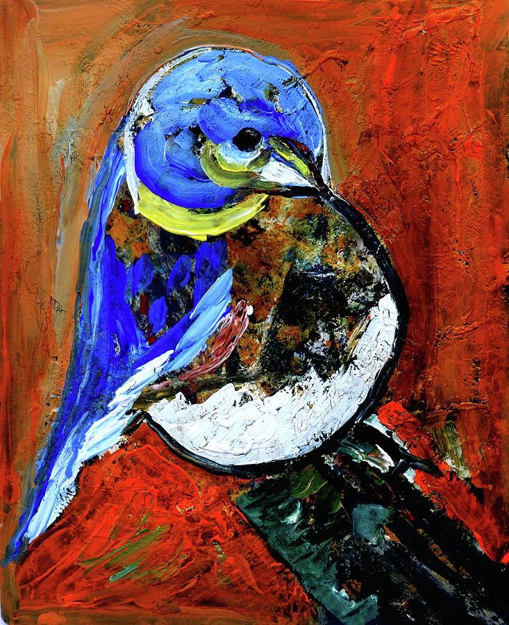 BLUE BIRD by Anand Swaroop Manchiraju