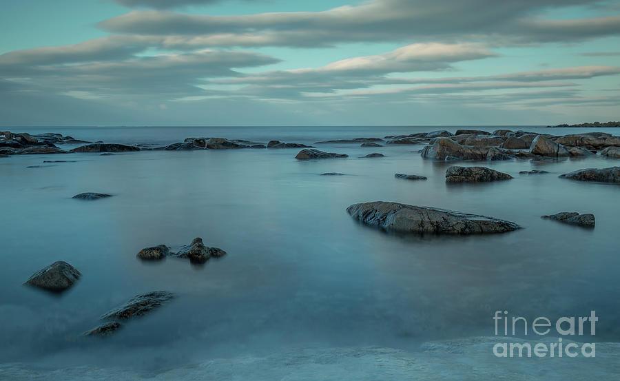 Blue Hour Photograph - Bluehours by Tomasz Slawinski