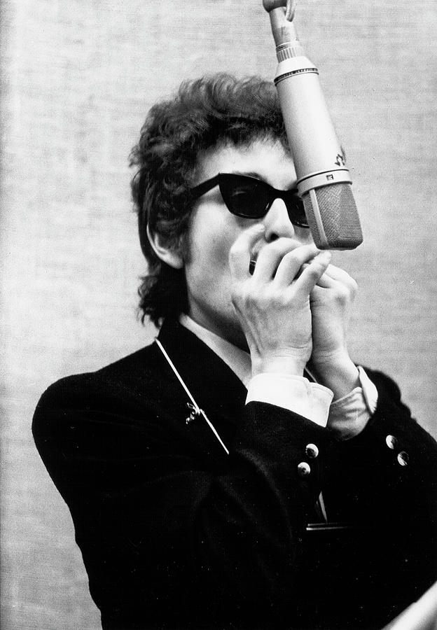 Bob Dylan Records Bringing It All Back Photograph by Michael Ochs Archives