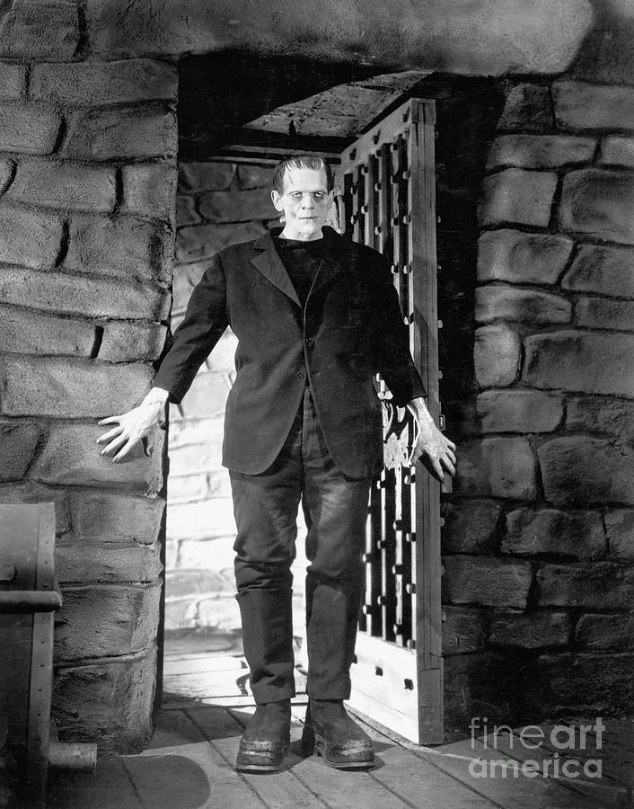Boris Karloff As Frankensteins Monster Photograph by Bettmann