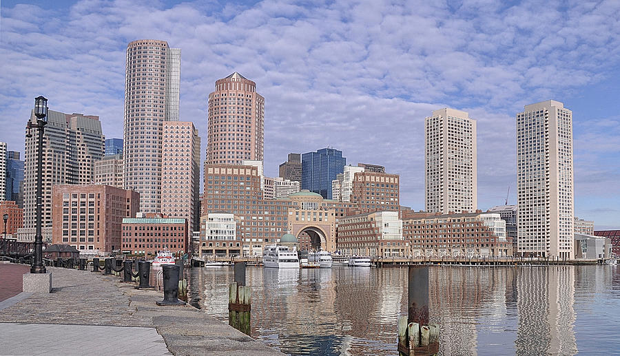 Boston You're My Home by Joanne Brown