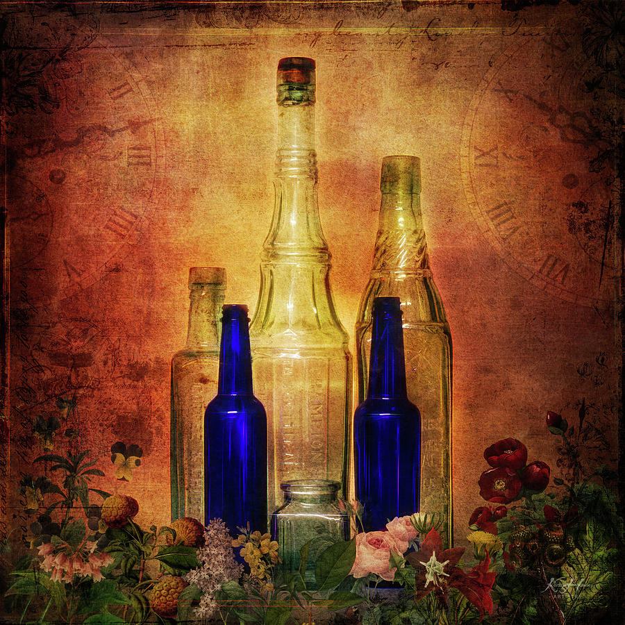 Bottles by Keith Hawley