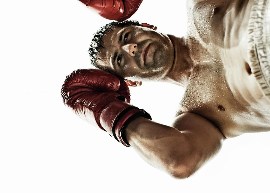 Boxing Photograph by Patrik Giardino