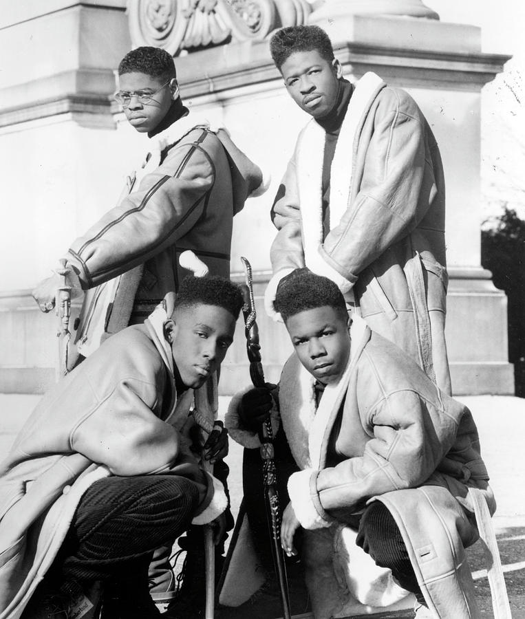 Boyz II Men Photograph by Afro Newspaper/gado