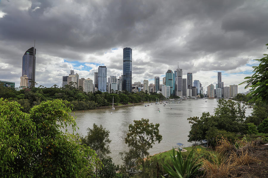 Brisbane by Keith Hawley