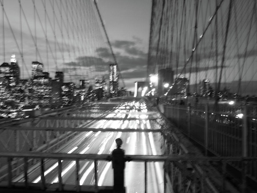 Brooklyn Bridge by Edward Lee