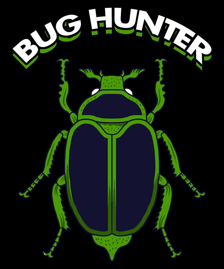Bug Hunter Insect Apparel