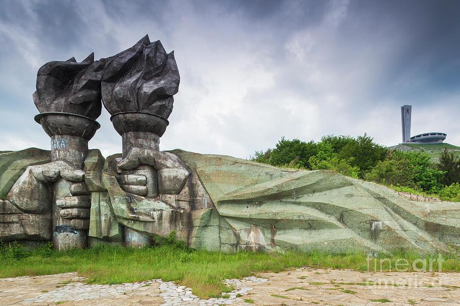 Bulgaria, Central Mountains, Exterior Photograph by Walter Bibikow