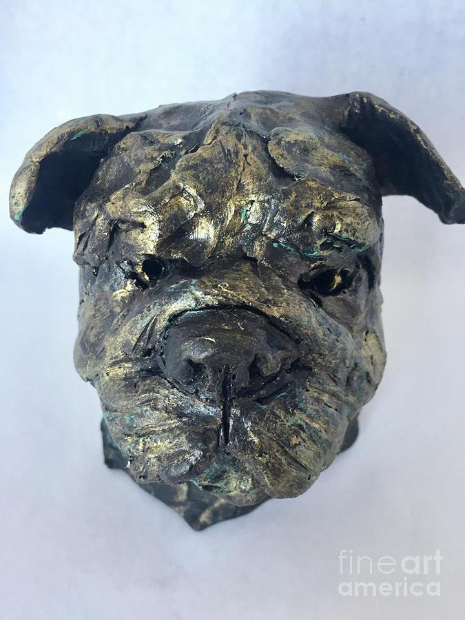 Bulldog by Gail Eisenfeld