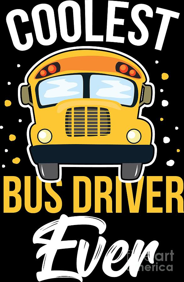 unique gifts for bus drivers