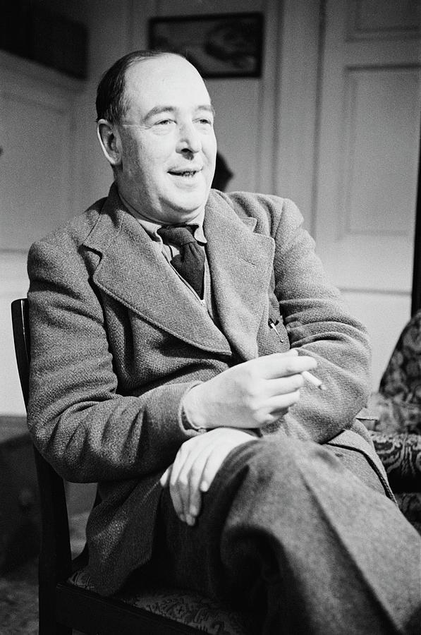 C S Lewis Photograph by John Chillingworth