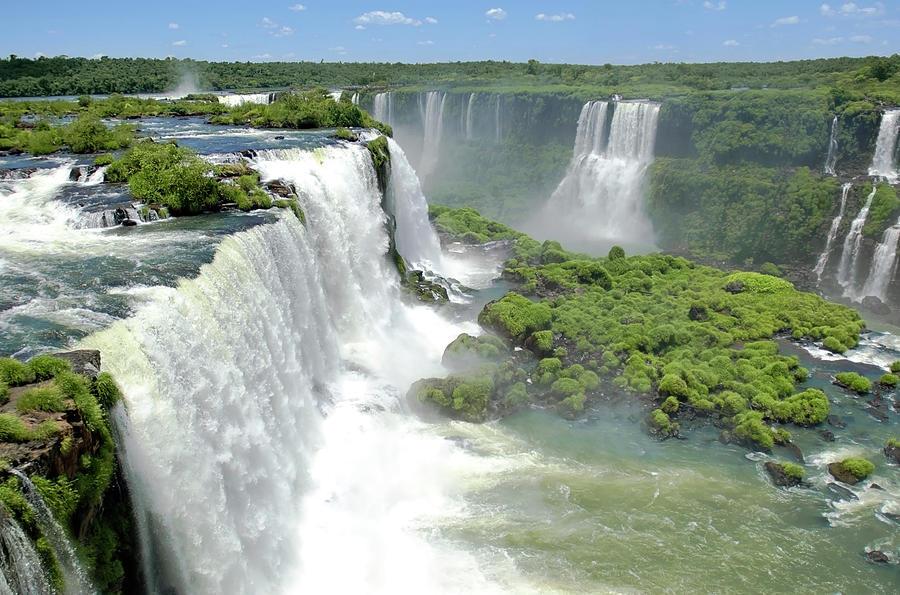 Cataratas Do Iguaçu Photograph by Ktsfotos
