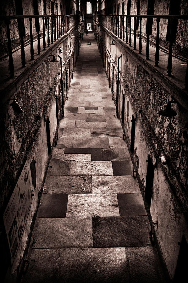 Cell Block 13 by Paul W Faust - Impressions of Light