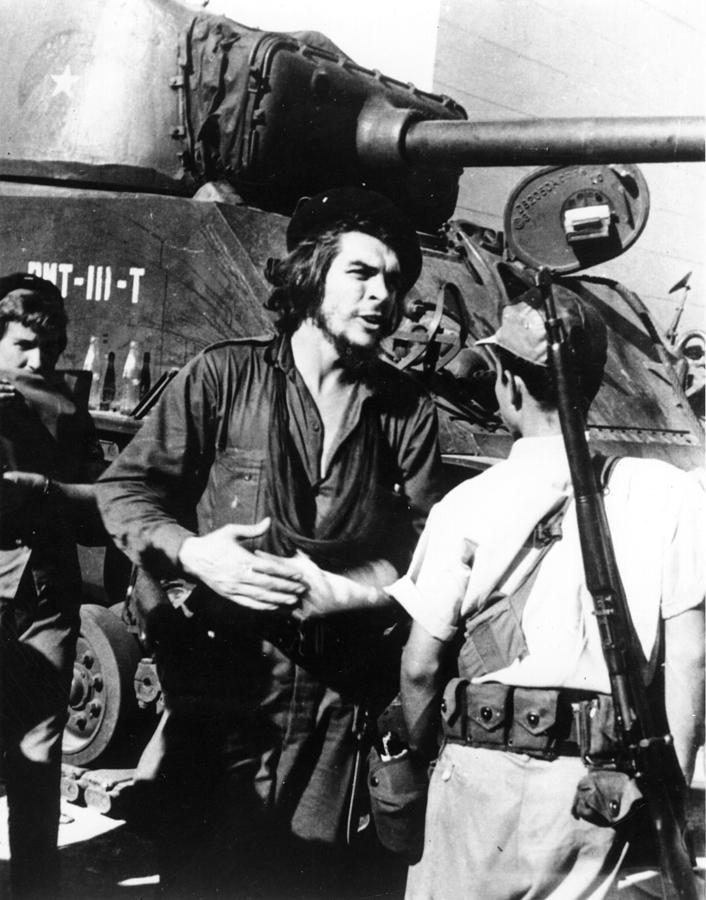 Che Guevara Photograph by Keystone