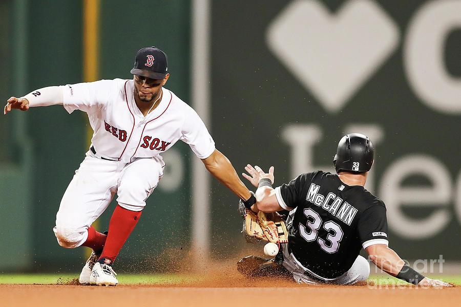 Chicago White Sox V Boston Red Sox Photograph by Adam Glanzman