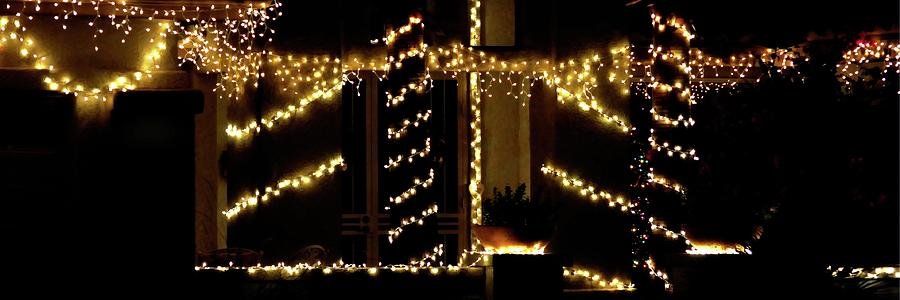 Christmas Lights 2 12753 Photograph