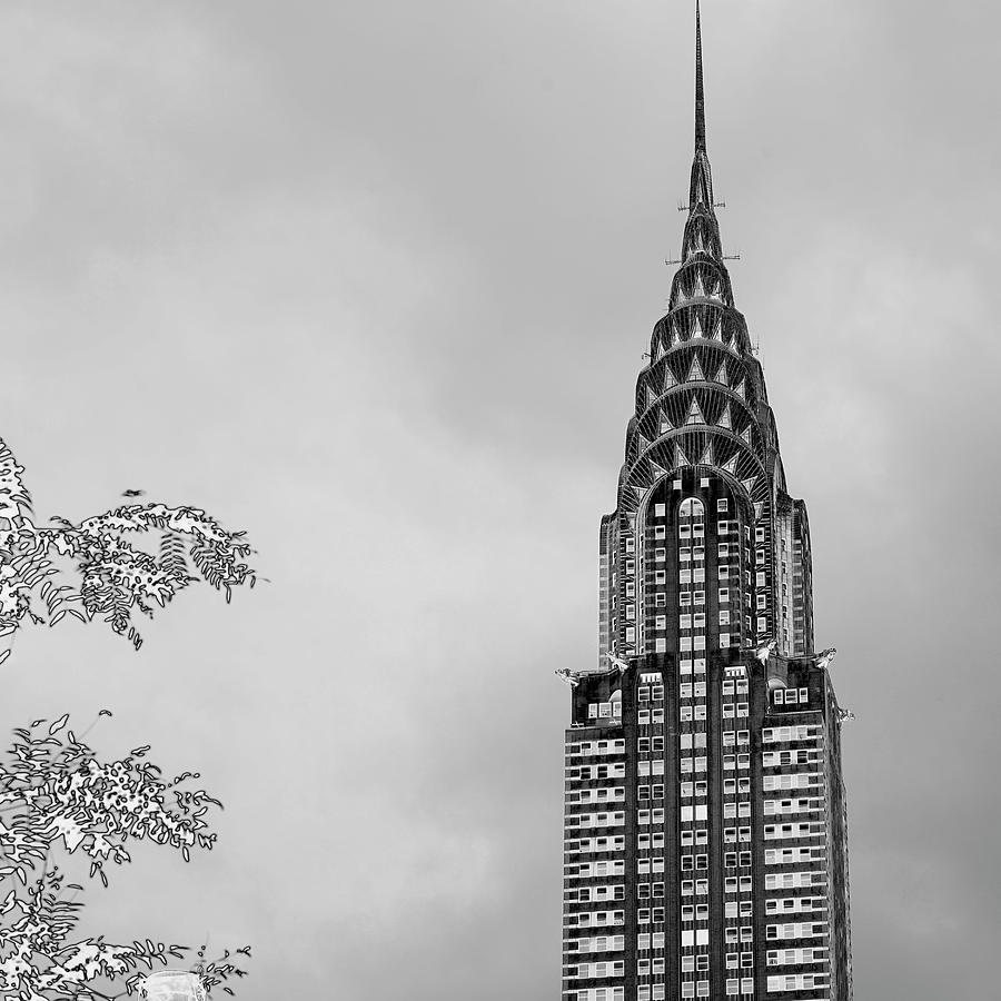 Chrysler Building by Bob Duncan