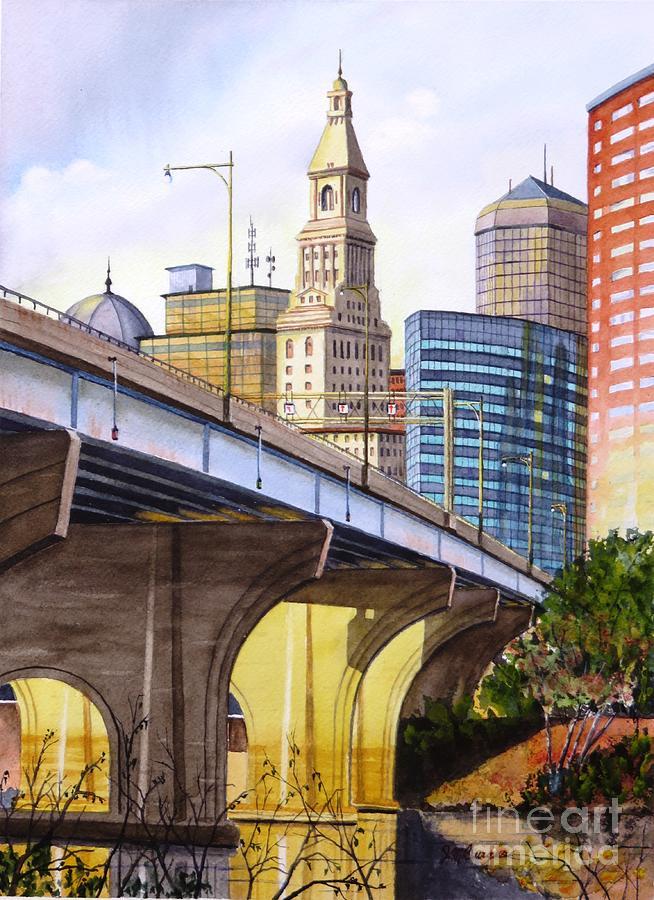 Cityscape by Joseph Burger