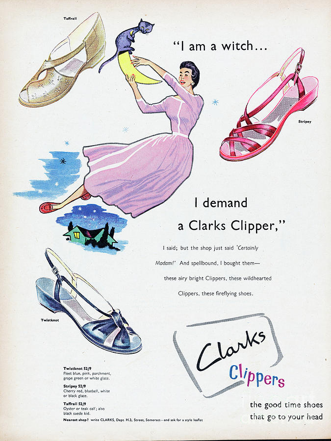 Clarks Clippers Photograph by Picture Post